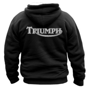 TEDDY HUPPARI - TRIUMPH