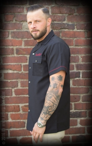 ISOT KOOT - KAULUSPAITA - Worker Shirt R'n'R Until I Die