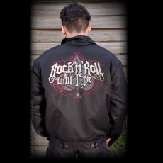 RUMBLE59 - Workerjacke R'n'R Until I Die