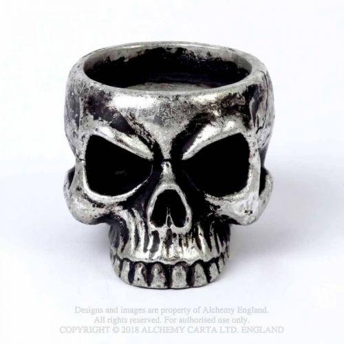 TUIKKUASTIA - Skull - Tea Light Holder - ALCHEMY