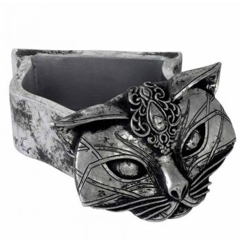 RASIA - Sacred Cat Trinket Box - ALCHEMY