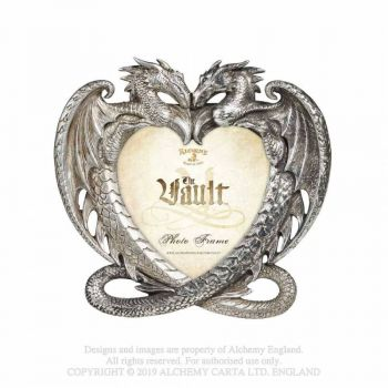 VALOKUVAKEHYS - Dragon's Heart Photo Frame - ALCHEMY