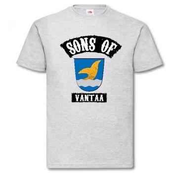 T-PAITA - SONS OF VANTAA