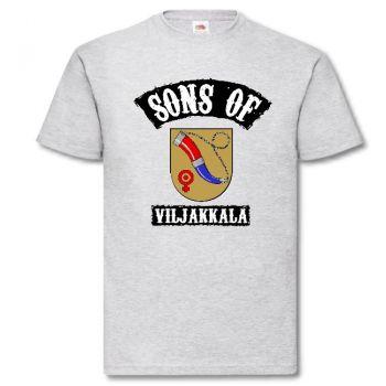 T-PAITA - SONS OF VILJAKKALA