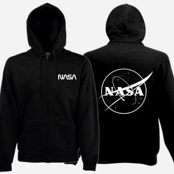 VETOKETJUHUPPARI - NASA musta