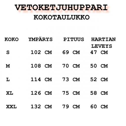 VETOKETJUHUPPARI - HOT ROD GARAGE (RP001538)