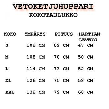 VETOKETJUHUPPARI - Suomen Leijona (87865)