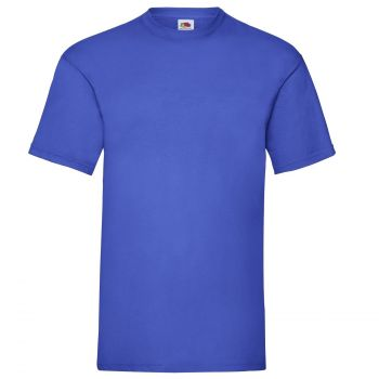 Vetoketjuhuppari + t-paita - Royal Blue