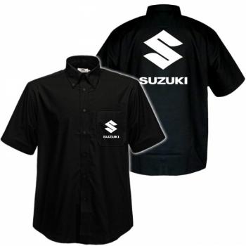 SUZUKI - Kauluspaita (K)
