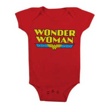 VAUVAN BODY - WONDER WOMAN LOGO