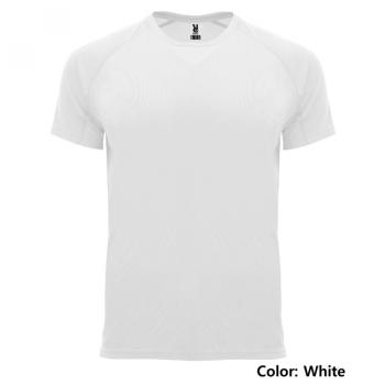 TEKNINEN T-PAITA ROLY    (White)