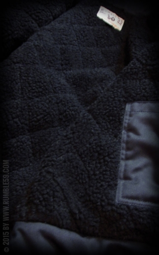 ISOT KOOT - RUMBLE59 - Winter Workerjacket Sun Records