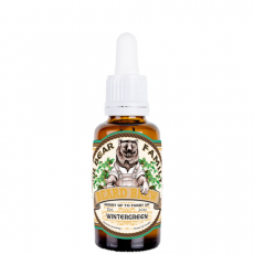 Mr Bear Family - Partaöljy -  Limited Edition Wintergreen 30ml
