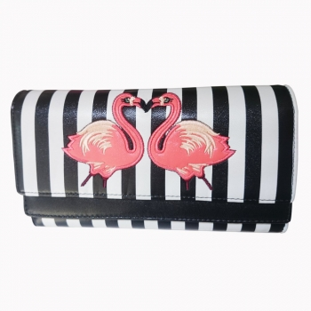 RAHAPUSSI - BLAIR WALLET STRIPE