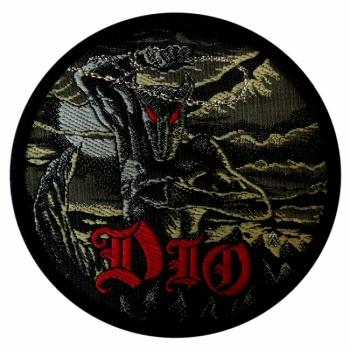 KANGASMERKKI - DIO HOLY DIVER (X50802)