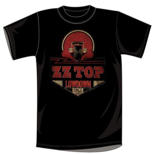 T-PAITA - ZZ-TOP - LOWDOWN SINCE 1969 (86000)